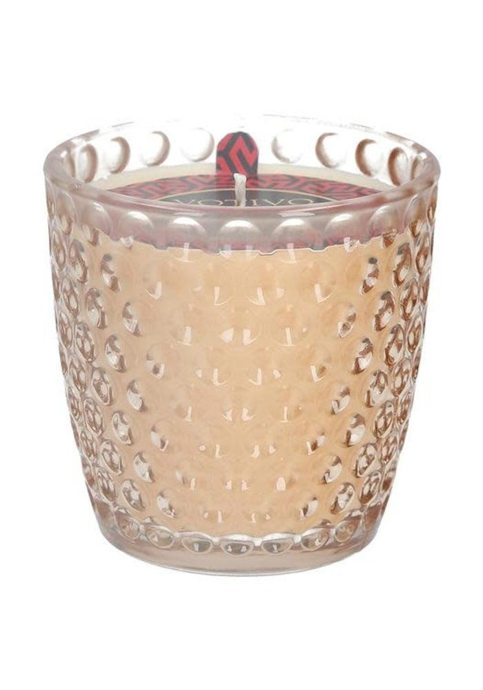 Red Currant Beaded Blush Candle