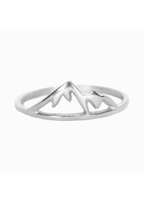 Pura Vida Sterling Silver Sierra Ring