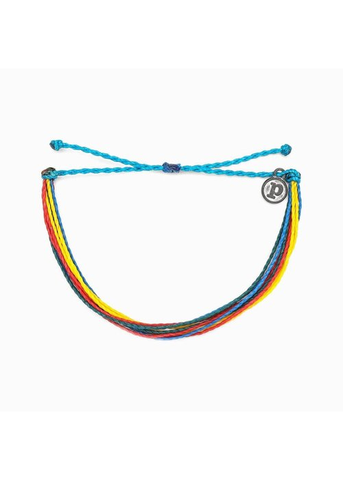 Pura Vida Autism Awareness Charity Bracelet