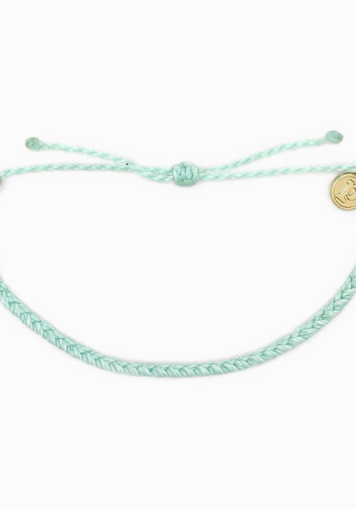 Mini Braided Solid Bracelet Winterfresh