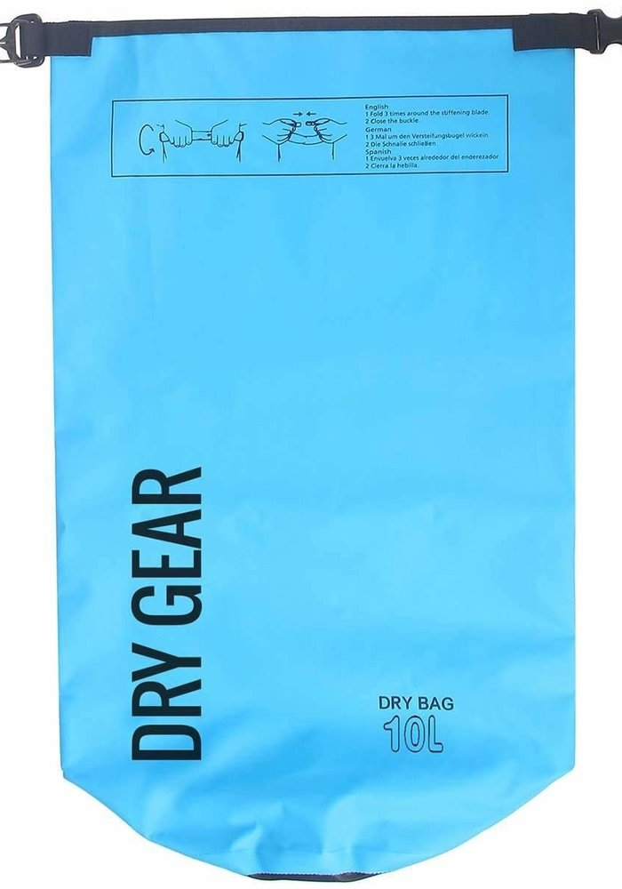 Blue 10L Dry Gear DayPak