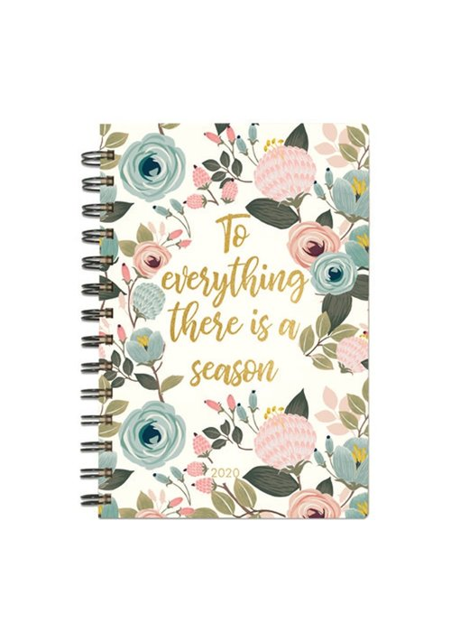 To Everything There Is A Season Spiral Scripture Agenda