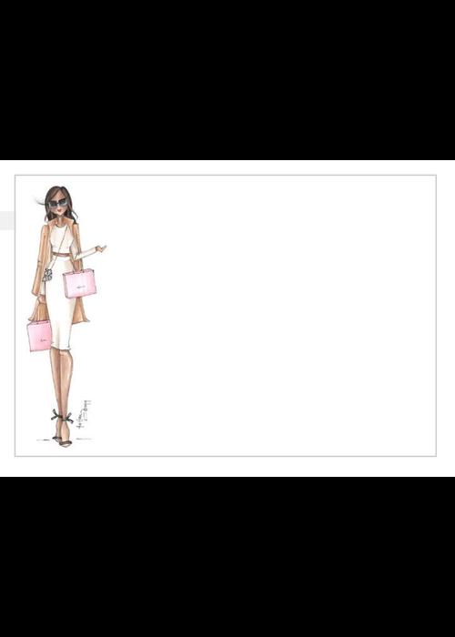 "Brittany Fuson ""Michelle"" Brittany Fuson™ Notecards"
