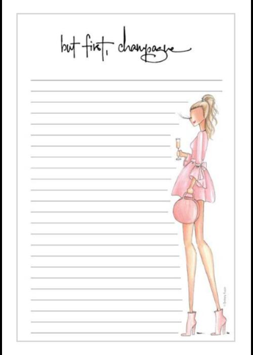 "Brittany Fuson ""Brut"" Brittany Fuson™ Notepad"
