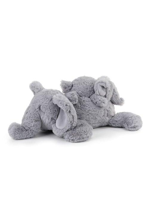 Elephant & Baby Musical Plush