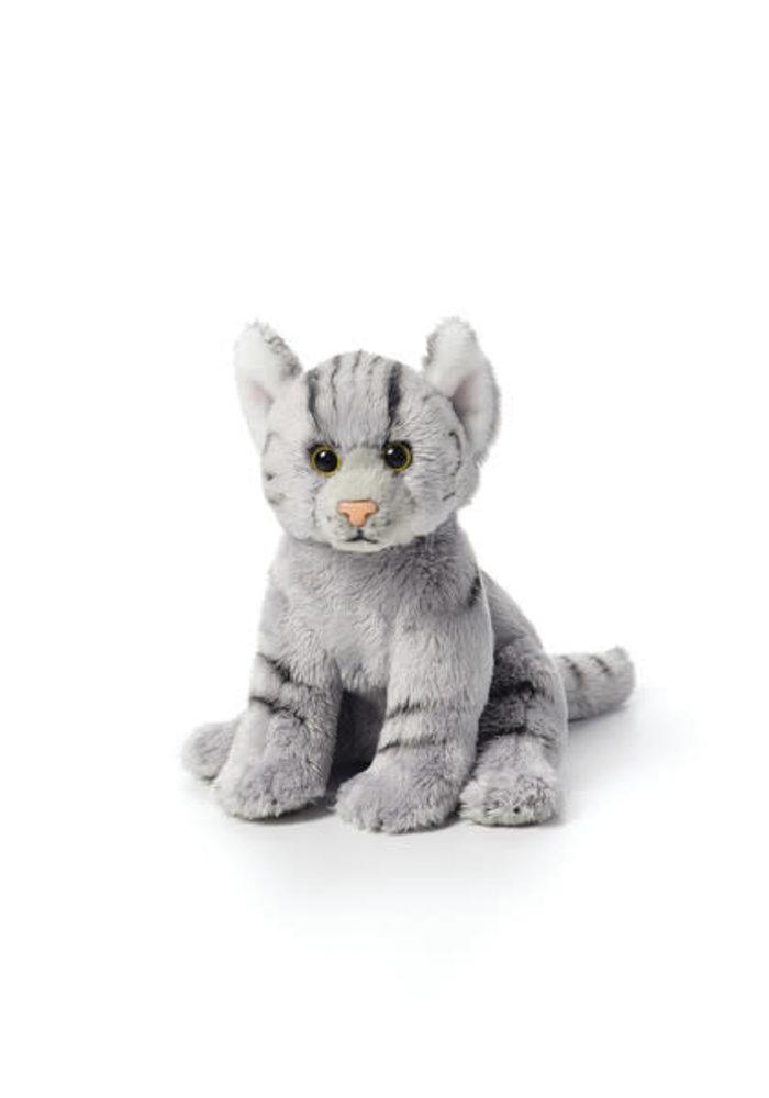 Grey Tabby Cat Beanbag