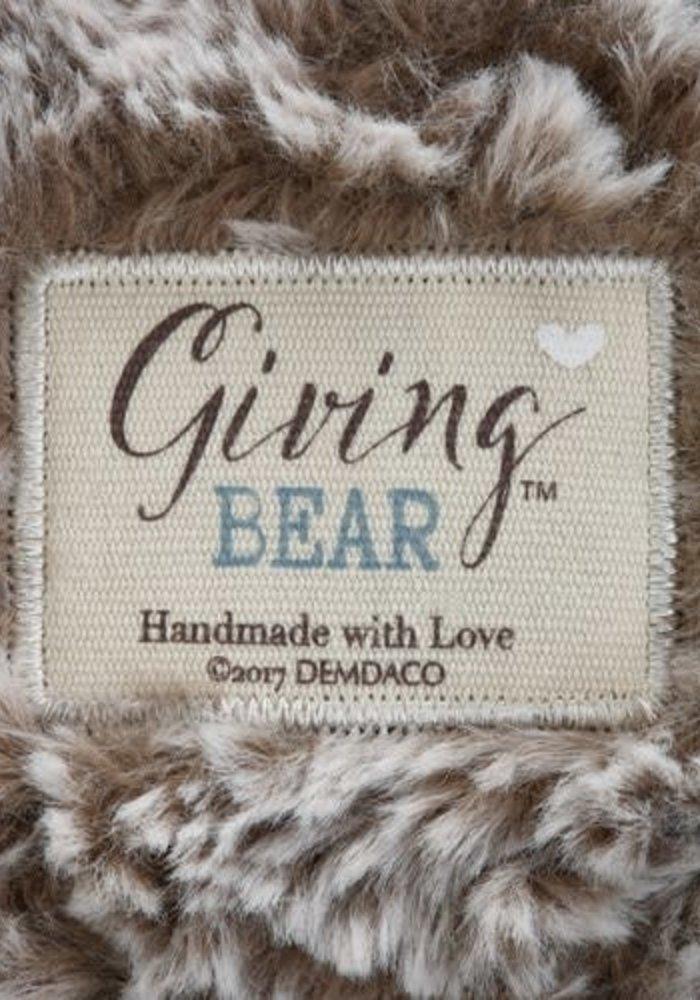 Happy Birthday Mini Giving Bear