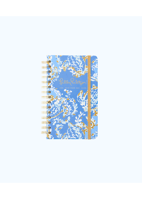 Lilly Pulitzer 17 Month Medium Agenda - Turtley Awesome