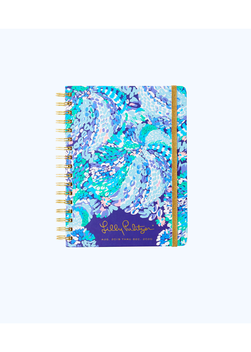 Lilly Pulitzer 17 Month Large Agenda - Wave After Wave