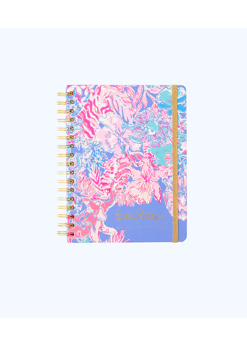 Lilly Pulitzer 17 Month Large Agenda - Viva La Lilly