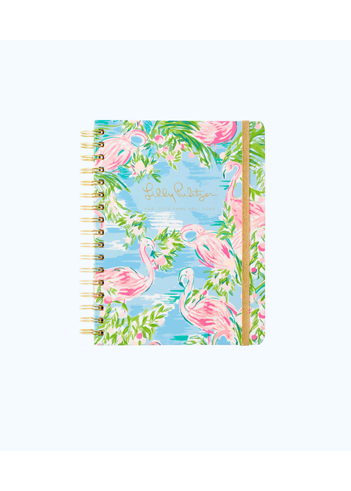 Lilly Pulitzer 17 Month Large Agenda - Floridita