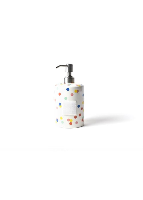Happy Everything Happy Dot Mini Cylinder Soap Pump