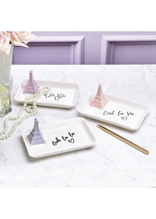 Eiffel Tower Trinket Tray