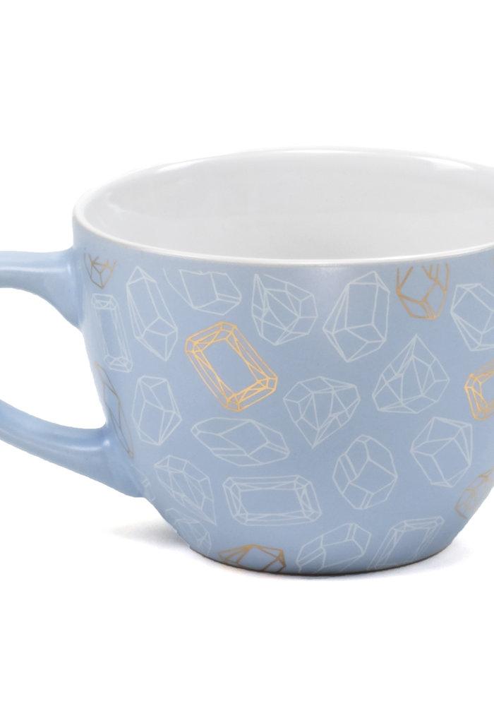 Nurses Are Gems Oversized Mug