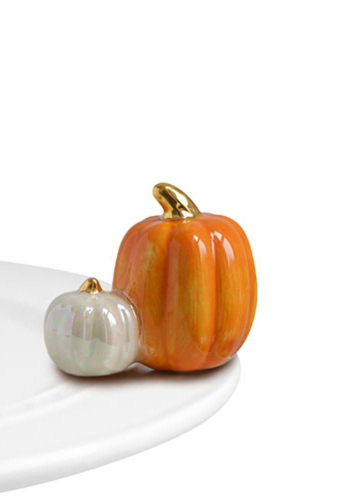 Pumpkin Spice Nora Fleming Mini