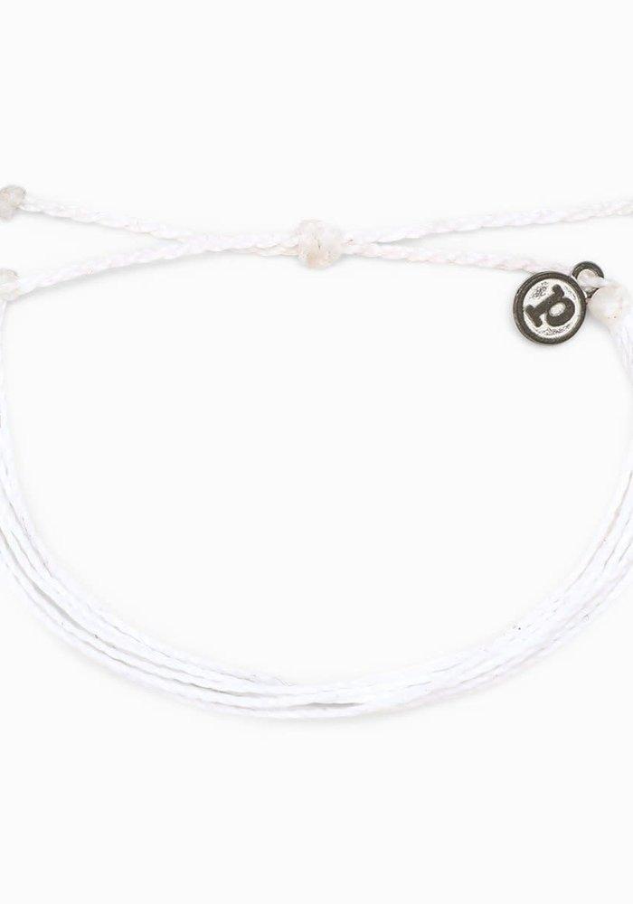 Solid White Original Bracelet