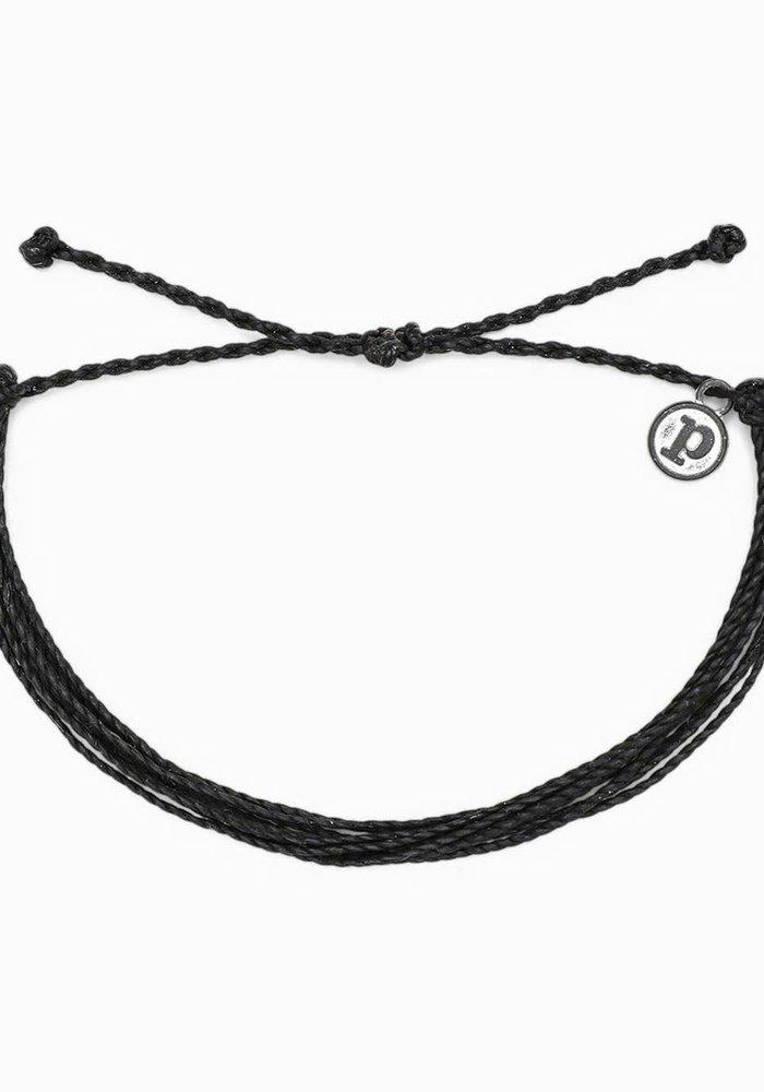 Solid Black Original Bracelet