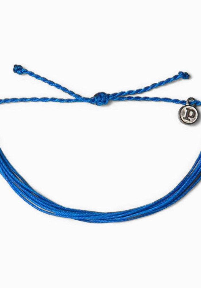 Original Bracelet Solid Blue