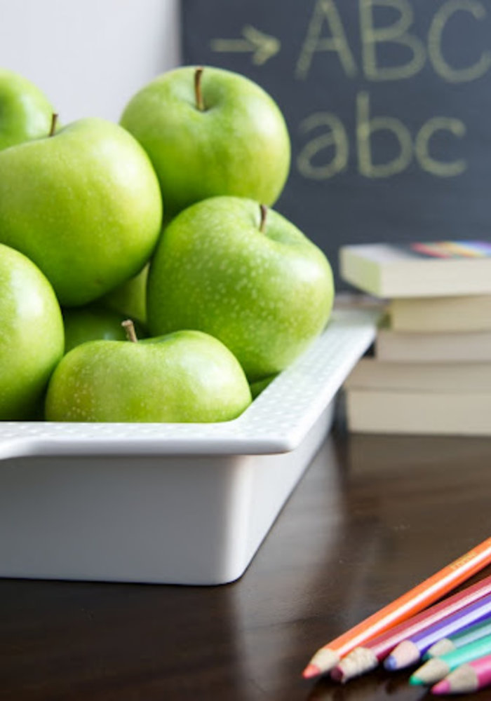 An Apple a Day Nora Fleming Mini