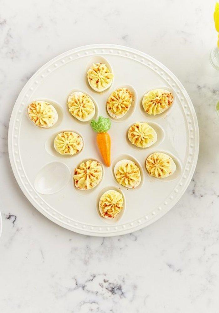 Nora Fleming Egg Platter