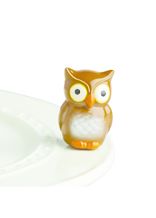 Nora Fleming Be Whoo You Are! Nora Fleming Mini