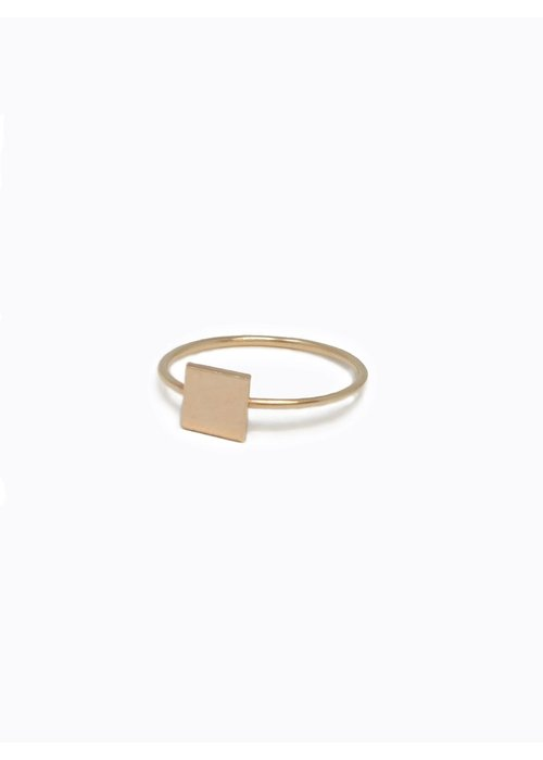 ABLE Mini Square Ring