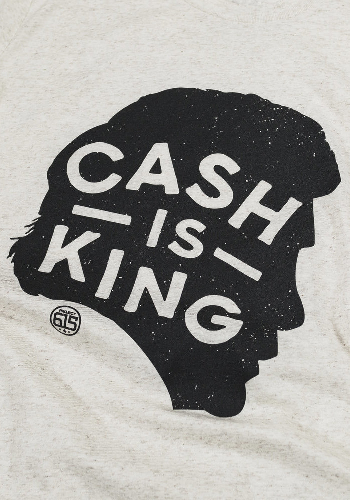 Cash is King Unisex Tee