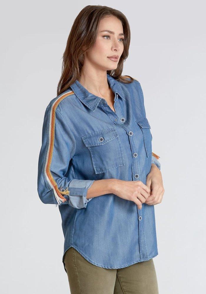 Alyssa Pacific Shirt