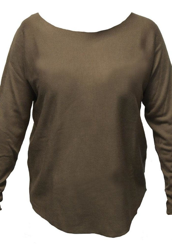 Roll Up Sweater
