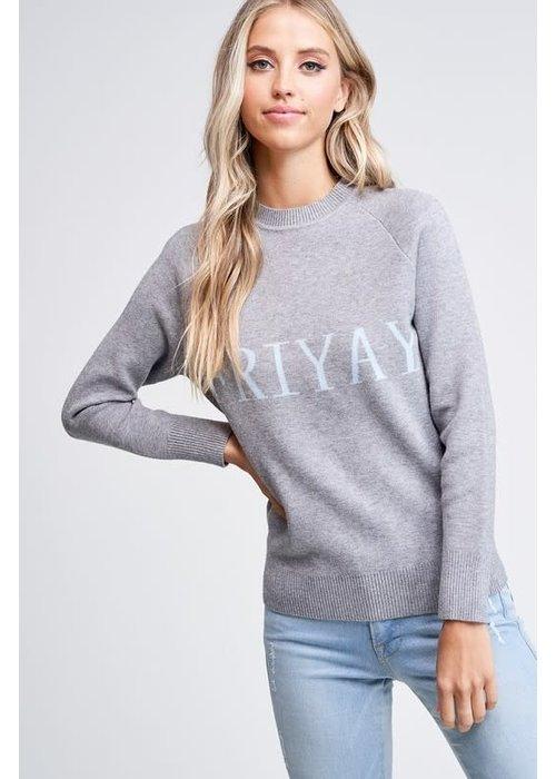 Gabby Friyay Sweater