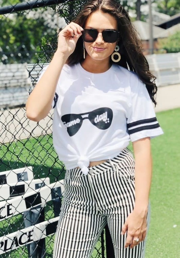 Game Day Glasses Tee