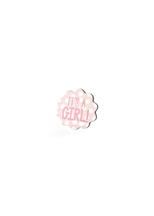 Happy Everything It's a Girl! Mini Attachment