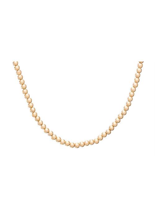 "Enewton 15"" Choker Classic Gold 3mm Bead"