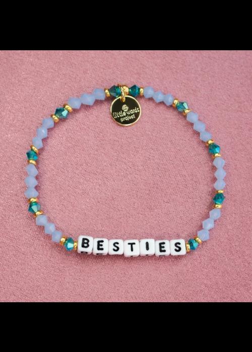 """Little Words Project """"Besties"""" Little Words Bracelet"""