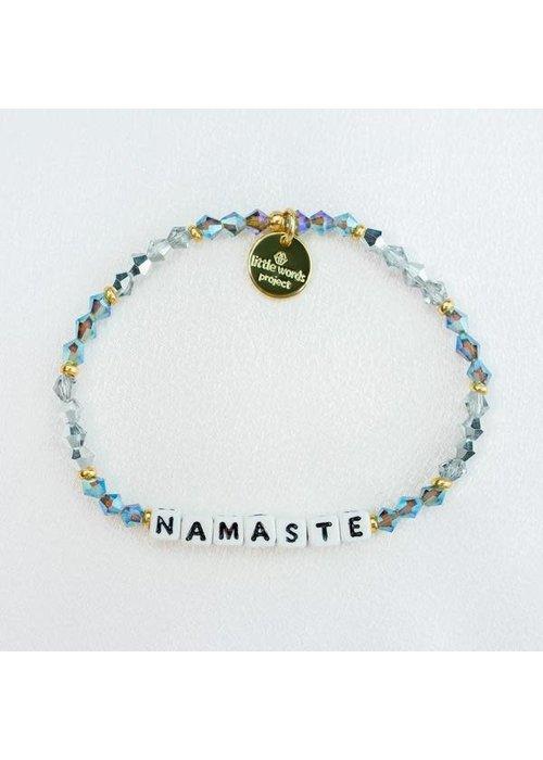 """Little Words Project """"Namaste"""" Little Words Bracelet"""