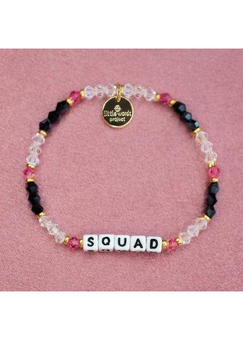 """Little Words Project """"Squad"""" Little Words Bracelet"""