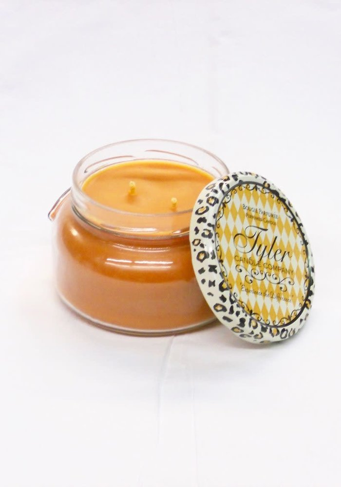 Tyler Candle Co. Pumpkin Spice Candle