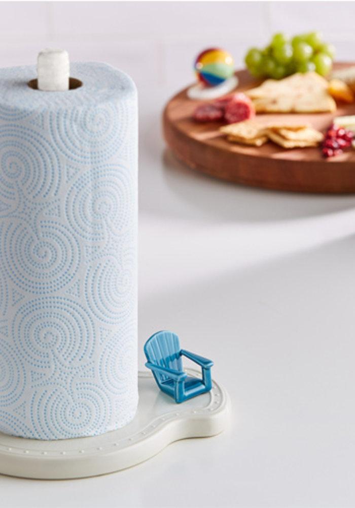 Nora Fleming Melamine Paper Towel Holder