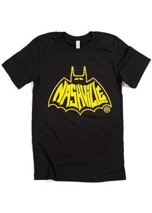 Project 615 Batman Building Unisex Tee