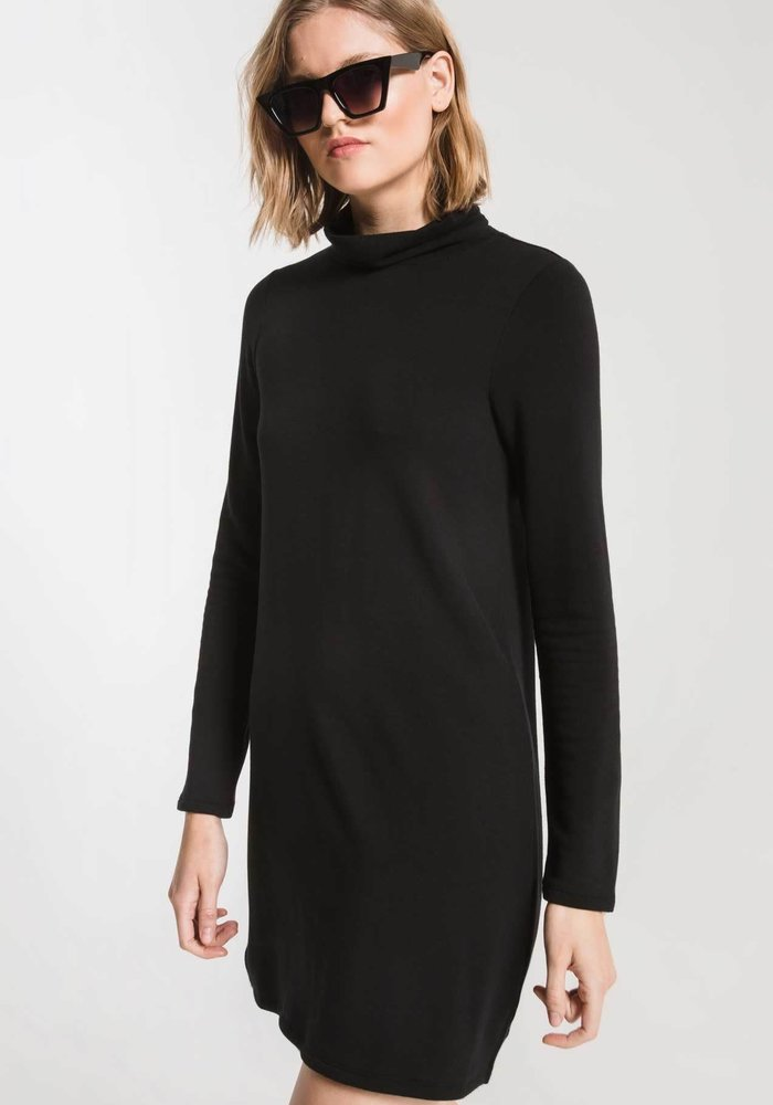 The Knit Turtle Neck Dress