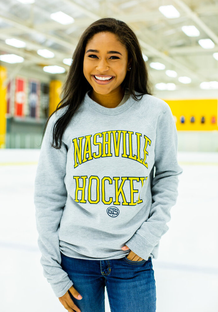 Nashville Hockey Unisex Sweatshirt