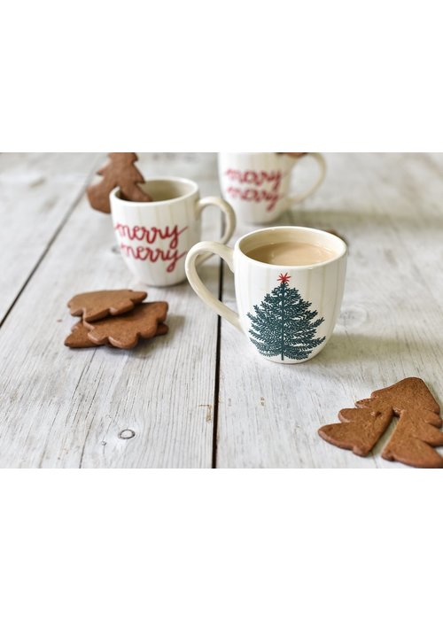 Happy Everything Merry Merry Tree Mug