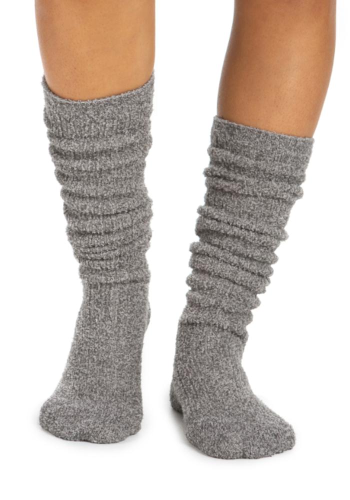Women's Ribbed Socks