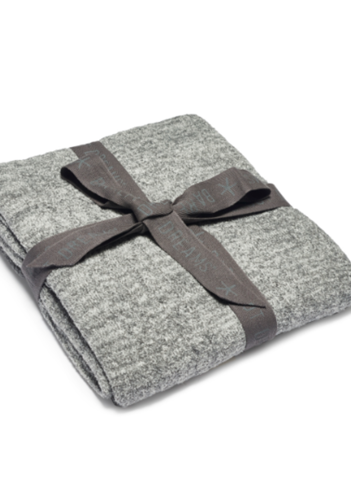 Cozychic Lite Heathered Cable Blanket