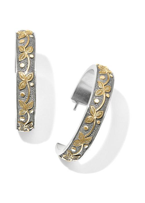 Brighton Udaipur Palace Hoop Earrings
