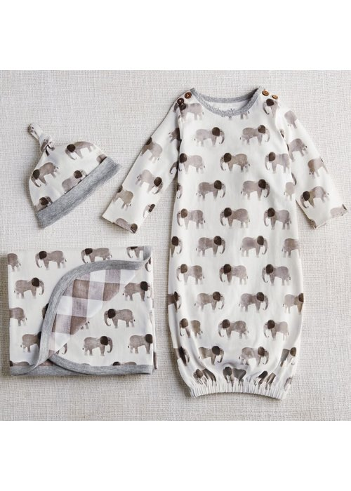 Mudpie Elephant Take Me Home Set