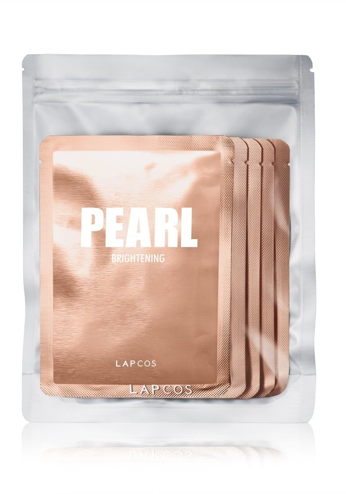 5-Pack Daily Skin Mask Pearl Brightening