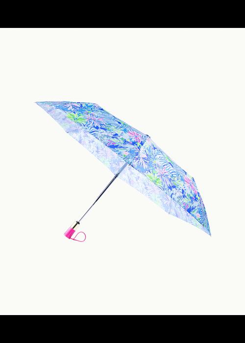 Lilly Pulitzer Lion Around Travel Umbrella