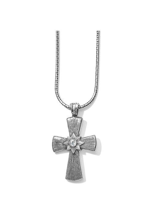Brighton Precious Cross Reversible Necklace