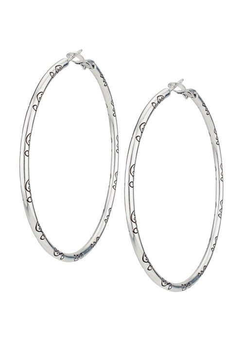 Brighton Grande Hoop Earrings